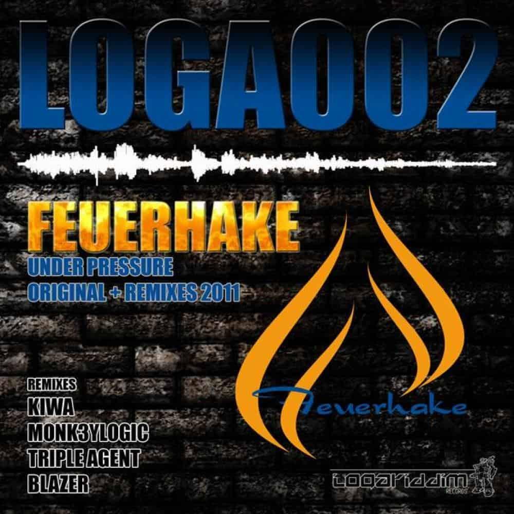 Stefan Feuerhake Feuerhake – Under Pressure Remixes