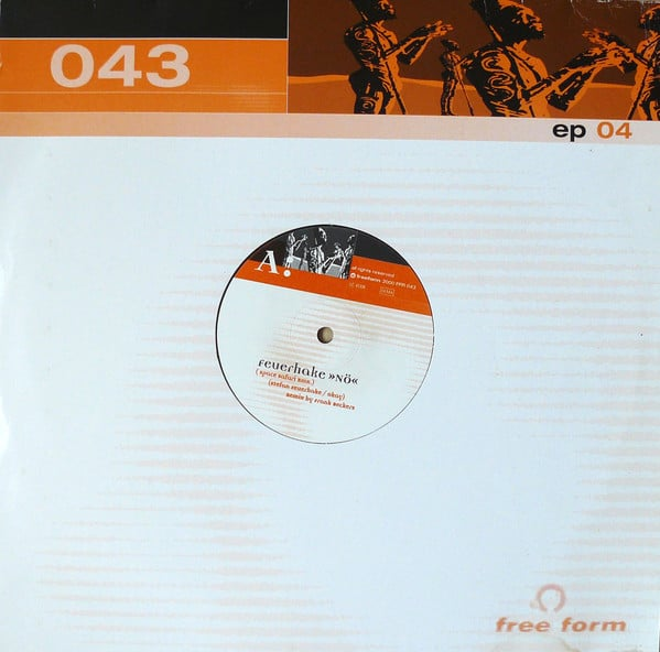 Stefan Feuerhake Free Form EP04 – Nö (Space Safari Remix)